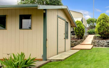 Bangor storage shed costs